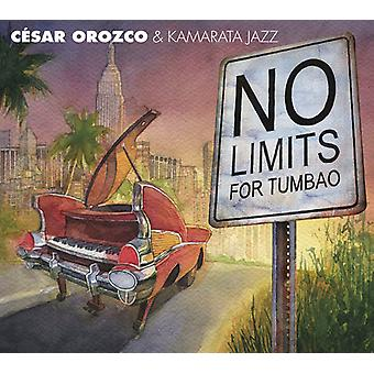 Orozco / Orozco, Cesar - No Limits for Tumbao [CD] USA import