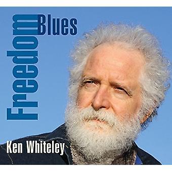 Ken Whiteley - Freedom Blues [CD] USA import