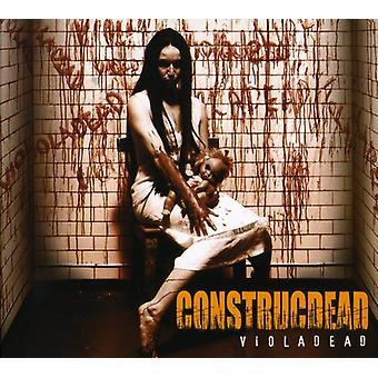 Construcdead - Violadead [CD] USA import