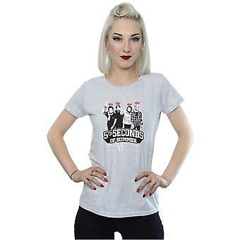 5 Seconds Of Summer Women's Band Crowns T-Shirt