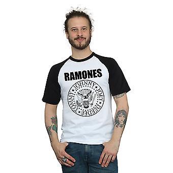 Camiseta de béisbol de Ramones los hombres sello presidencial