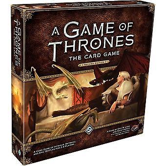 Peli Thrones kortti peli Second Edition