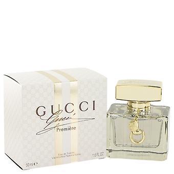 Gucci premiera Eau de Toilette 50ml EDT Spray