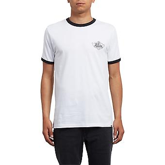 Volcom Winger Short Sleeve T-Shirt in bianco