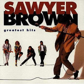 Sawyer Brown - Greatest Hits [CD] USA importeren