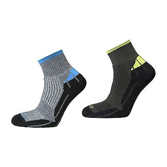 Horizon Coolmax Quarter Socks