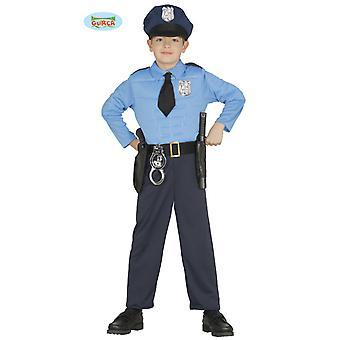 COP kostuum politie politie kostuum kinderen