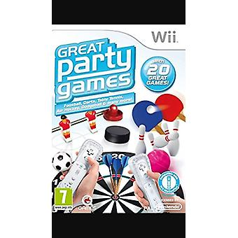 Great Party Games (Wii) - New