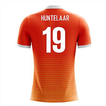 2020-2021 Holland Airo Concept Home Shirt (Huntelaar 19)