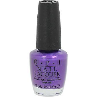OPI Nail Lacquer, lila med ett syfte