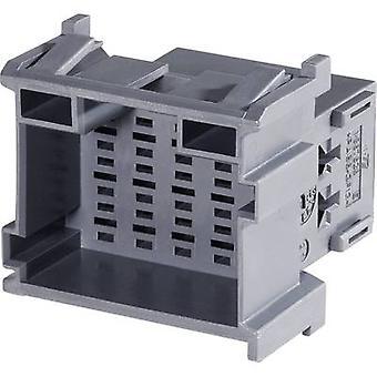 TE tilkobling Socket kabinett - kabel J-P-T totalt antall pinner 21 kontakt avstand: 5 mm 1-967630-1-1 eller flere PCer