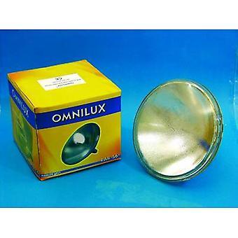 Omnilux Par-56 Lampe Halogen 230 V GX16d 500 W White dimmable