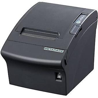 Paquete de accesorios de la impresora T-3 de Metapace recibo, USB, negro