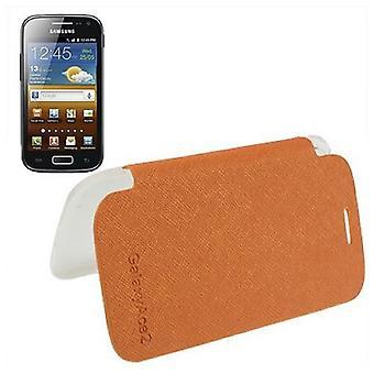 Eloisa hylsy läppä rajat orange mobile Samsung Galaxy ACE 2 i8160