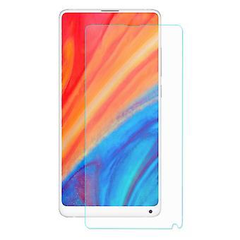 مي Xiaomi ميكس 2 الشاشة حامي ح 9 مغلفة الزجاج الدبابات حماية الزجاج خفف من الزجاج