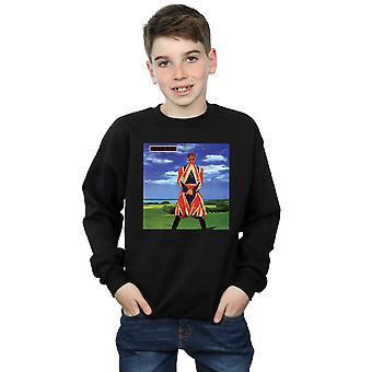 David Bowie Boys Earthling Album Cover Sweatshirt