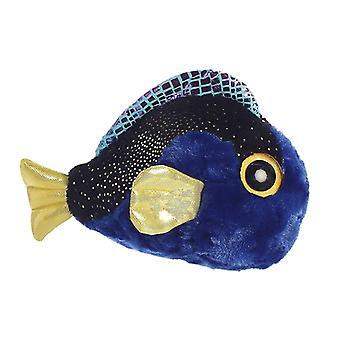 Tangee die blaue Tang Stofftier von Aurora Stofftier