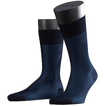Falke Fine Shadow Socks - Dark Navy