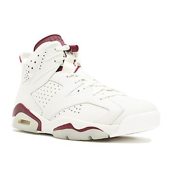 Air Jordan 6 Retro 'Maroon' - 384664 - 116 - sapatos