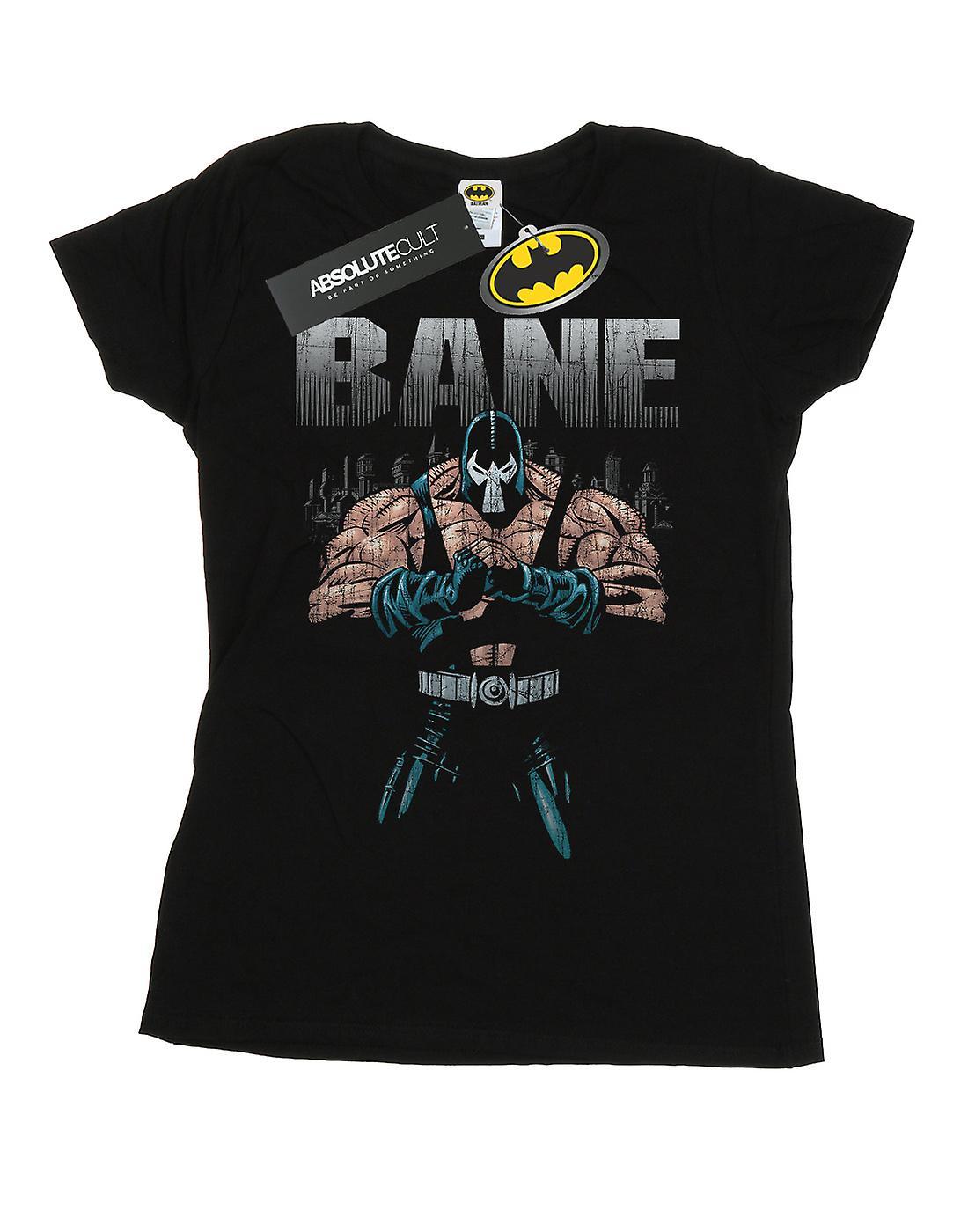DC Comics Women's Batman Bane T-Shirt