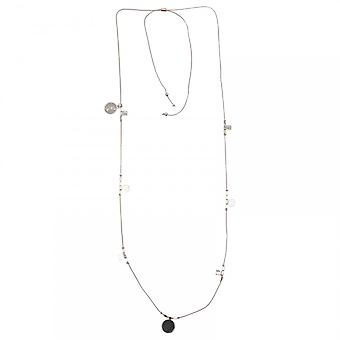 Bcharmd Fixed Circles Long Necklace