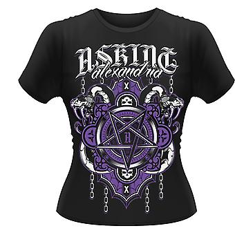 Asking Alexandria-Demonic Woman T-Shirt