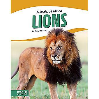 Leeuwen door Mary Meinking - 9781635172669 boek