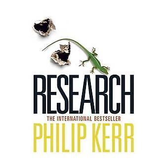 Forschung von Philip Kerr - 9781782065807 Buch