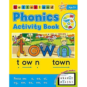 Phonics Activity Book 6 by Lisa Holt - Lyn Wendon - 9781782480983 Book