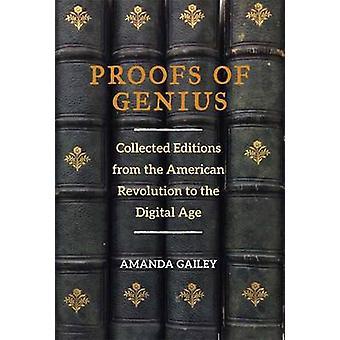 Beweise für Genius - Sammelwerken aus der amerikanischen Revolution