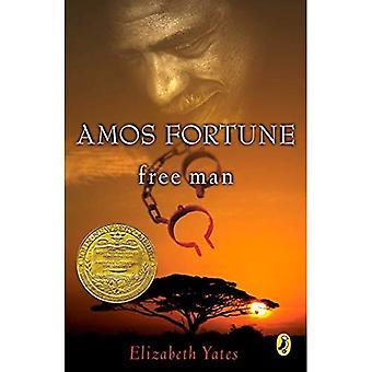 Amos Fortune, vapaa mies (Puffin Newbery kirjasto)