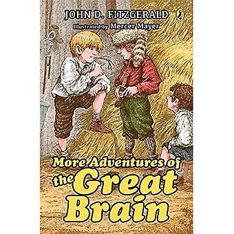 Más aventuras del gran cerebro