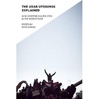 Arabimaiden kansannousut selitti: Uusi kiistanalainen politiikka Lähi-idässä (Columbia Studies in Lähi-idän politiikassa)