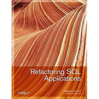 Refactoring SQL-program