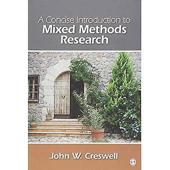 Eine kurze Einführung in gemischten Methoden (Salbei gemischte Methoden Forschung)