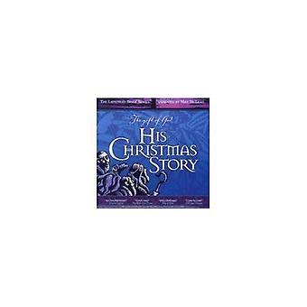 Das Geschenk Gottes - seine Weihnachtsgeschichte (des Zuhörers Bibel)
