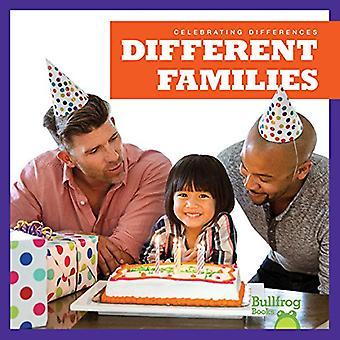 Différentes familles (célébrant les différences)