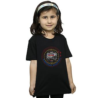 Marvel Girls kapitán Marvel pager T-shirt