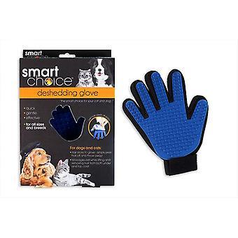 Ograniczająca linienie rękawica Pet Grooming rękawicy psy koty sierść Remover Mitt masaż