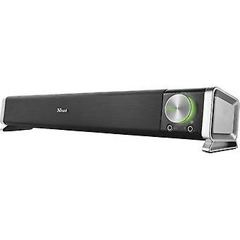 Trust Asto 2.0 PC speaker Corded 12 W Black, Silver