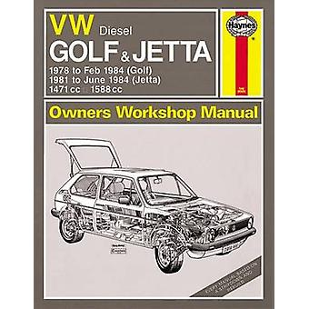VW Golf & Jetta Diesel Owner's Workshop Manual (2nd Revised edition)