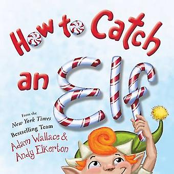 How to Catch an ELF by Adam Wallace - Andy Elkerton - 9781492646310 B