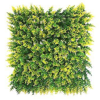 Betta Choice Green & Yellow Plant Mat 25 X 25cm
