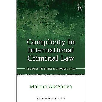 Medverkan i internationell straffrätt (studier i internationell rätt)
