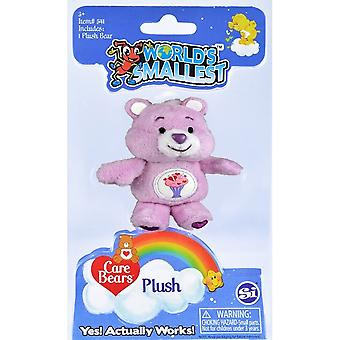Worlds Smallest Care Bears, Purple Share Bear