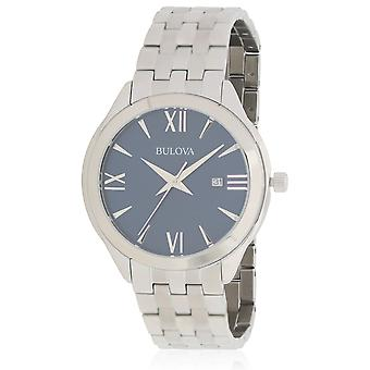 Bulova RVS Mens Watch