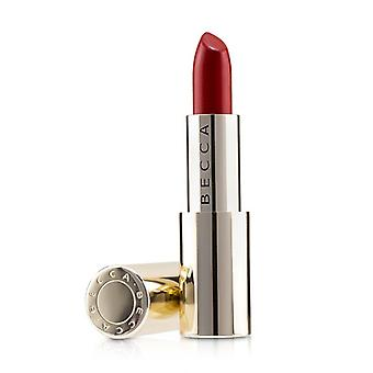 Becca Ultimate Lipstick Love - # Crimson (warm Bright Red) - 3.3g/0.12oz