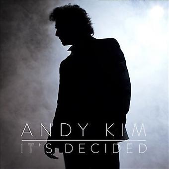 Andy Kim - It's Decided [CD] USA import