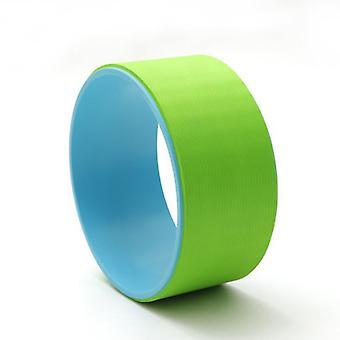 Kabalo yoga Green Wheel Motion Fitness stretch tillbaka roller Pilates ring träning Fitness