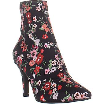 INC International Concepts I35 Bray Ankle Boots, Ditsy Floral, 5.5 US